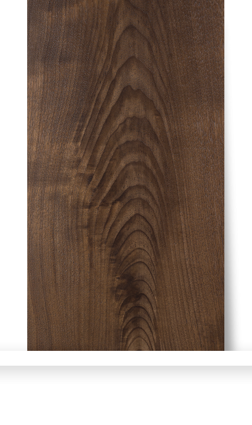 Ebonyandco - American Walnut - Cacao Brown Semi Glossy Poly