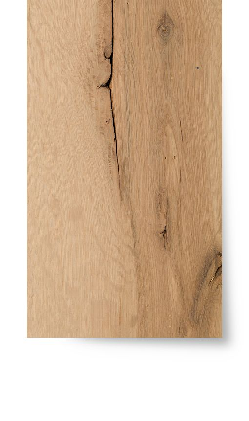 American White Oak - Antique