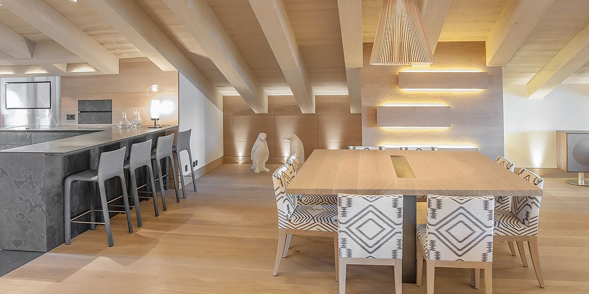Ebny and Co - Chalet Crans Montana