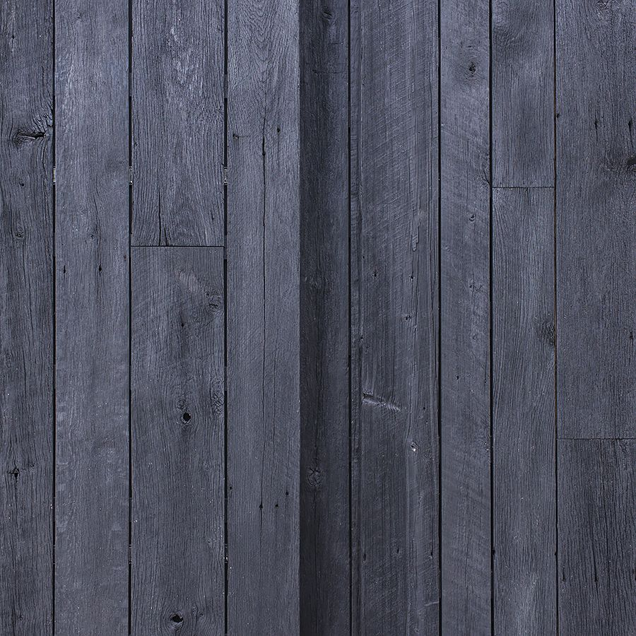 Ebony and Co Project - Black American Barnwood - Handcrafted Hardwood Floors